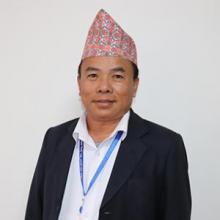 प्रमुख प्रशासकीय अधिकृत श्री थमन सिंह थापा